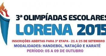 Olimpíadas Escolares 3ET