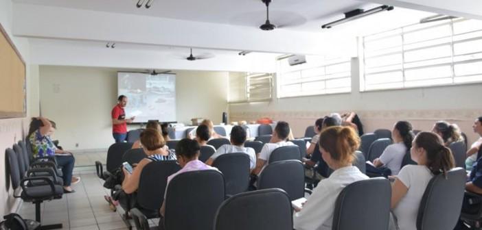 Equipes da Prefeitura participam de capacitação sobre atendimento e abordagem à população em situação de rua