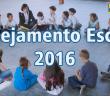 Planejamento Escolar 2016