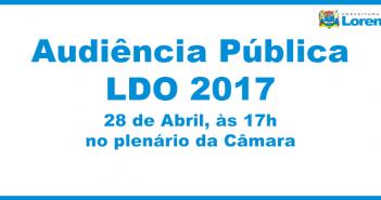 54- Audiencia Publica LDO 2017