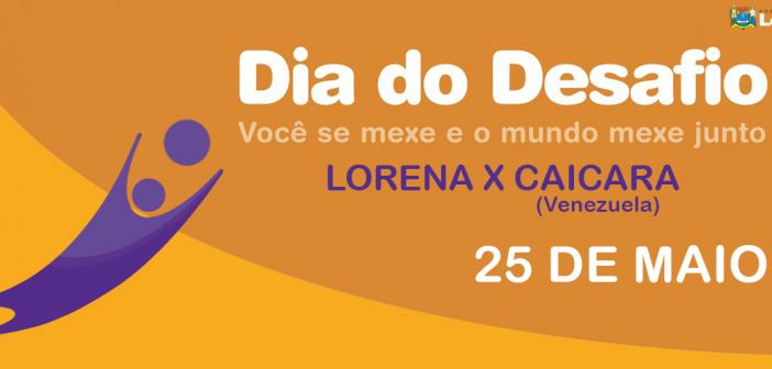 Saiba onde praticar atividades físicas no Dia do Desafio em Lorena