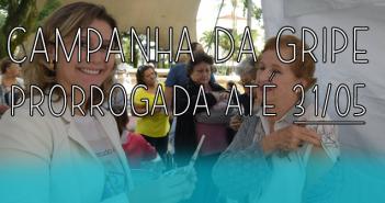 66- Prorrogação campanha gripe - SITE