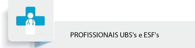 Profissionais ESF e UBS