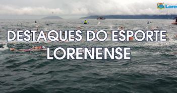 e8772e4e1194c Confira os resultados de Lorena nas últimas competições esportivas. O  Boletim do Esporte dessa semana ...