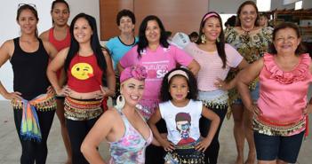 0c27ec30d3a74 Realizado no último sábado, Dia de Conscientização e Combate ao Câncer de  Mama mobiliza centenas de mulheres em Lorena