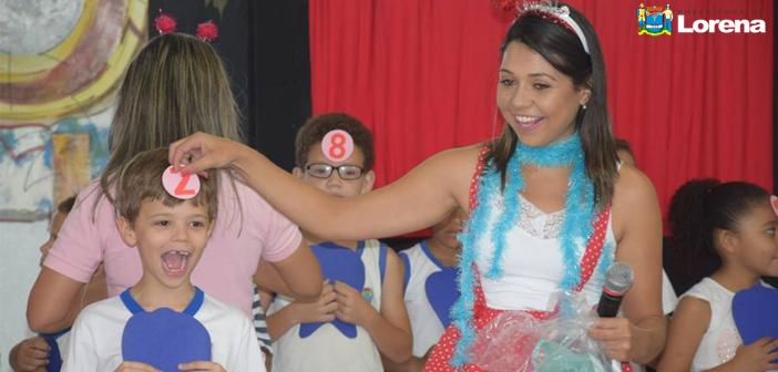 CEO II comemora Mês das Crianças com festa e atividades especiais