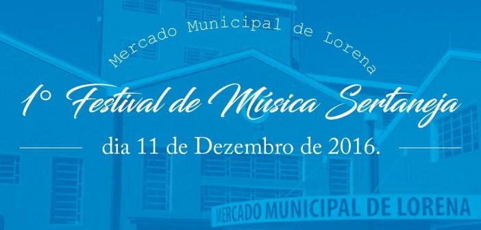 Prefeitura abre inscrições para 1º Festival de Música Sertaneja