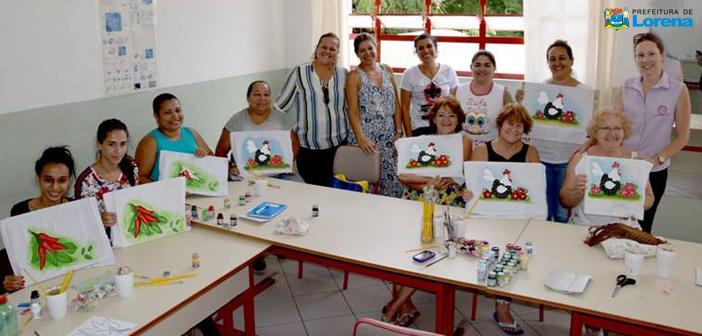 Fundo Social inicia programação de cursos profissionalizantes