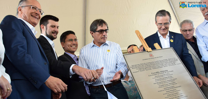 Governador inaugura obras de recuperação