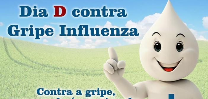 vacinação D
