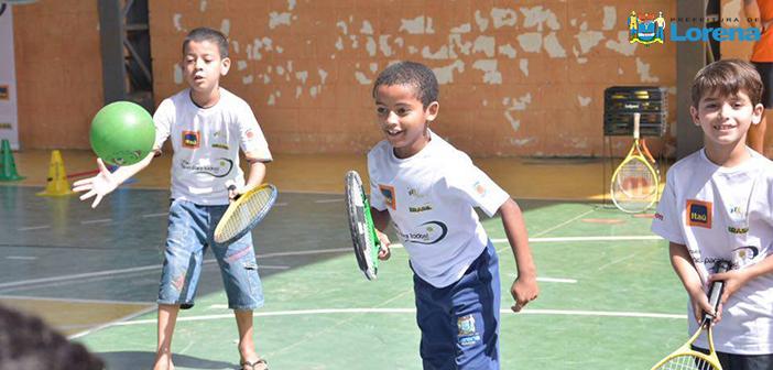 Circuito Tenis : Lorena recebe 8ª etapa do circuito tênis para todos