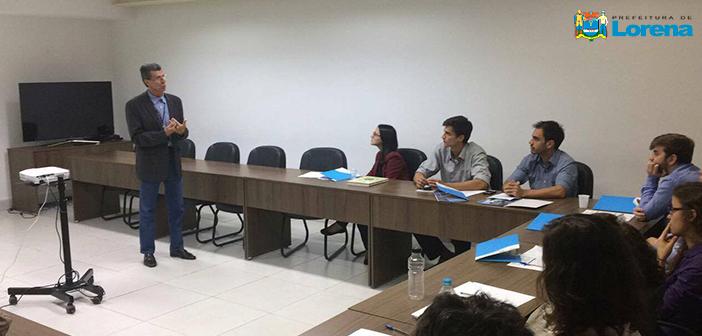 Plano Municipal de Gerenciamento Integrado de Resíduos Sólidos de Lorena é tema de reunião na AGEVAP