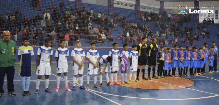 Com 61 equipes, começa temporada do Torneio da Padroeira de Futsal
