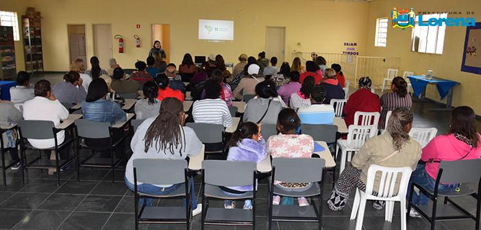 Prefeitura realiza última reunião em preparação para XI Conferência Municipal de Assistência Social, marcada para o dia 28
