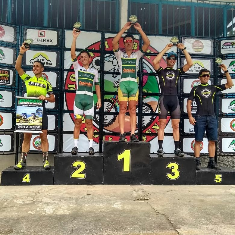 Foto - COPA VALE DE MOUNTAIN BIKE 2018 - DESAFIO ESTRADA REAL