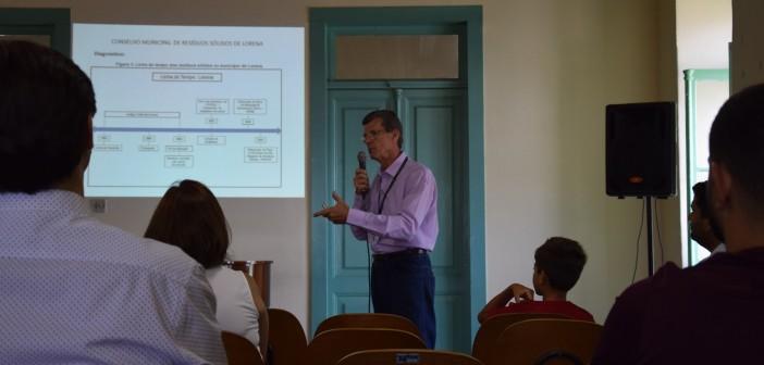 Secretaria de Meio Ambiente realiza  2º reunião para composição do Conselho de Resíduos Sólidos de Lorena