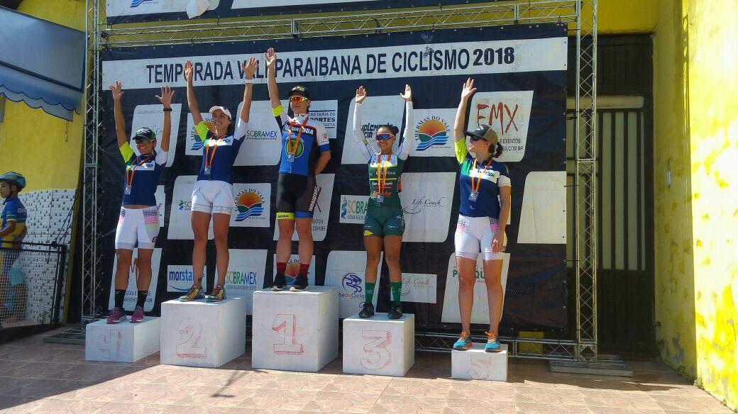 Camilla Caetano ciclismo