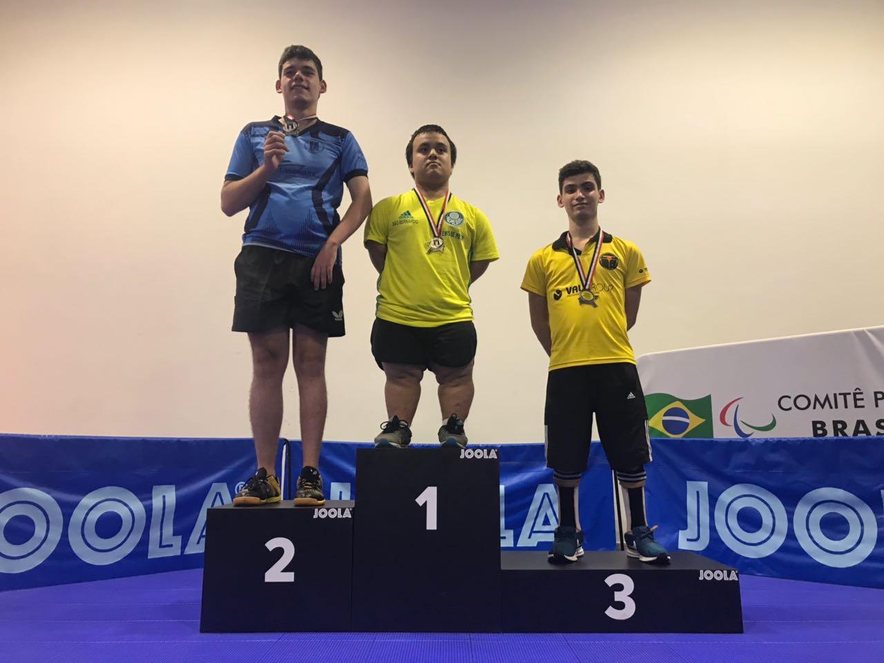 Tenis de mesa paraolimpico
