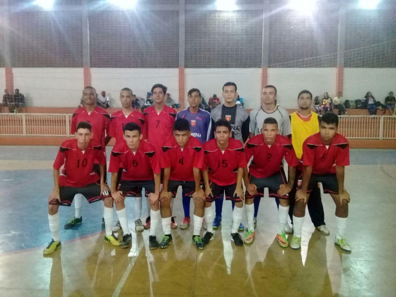 futsal jogos abertos da juventude 2018