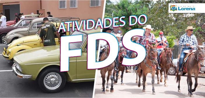 1c4f92598c209 Guia Cultural: Encontro de Carros Antigos no Mercadão e Cavalgada Rural  acontecem neste fim de semana, em Lorena