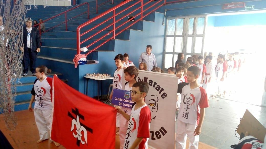 karatÊ campeonato paulista 1