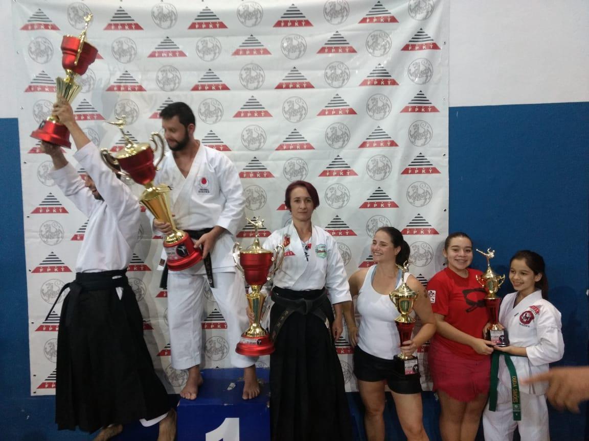 karatÊ campeonato paulista