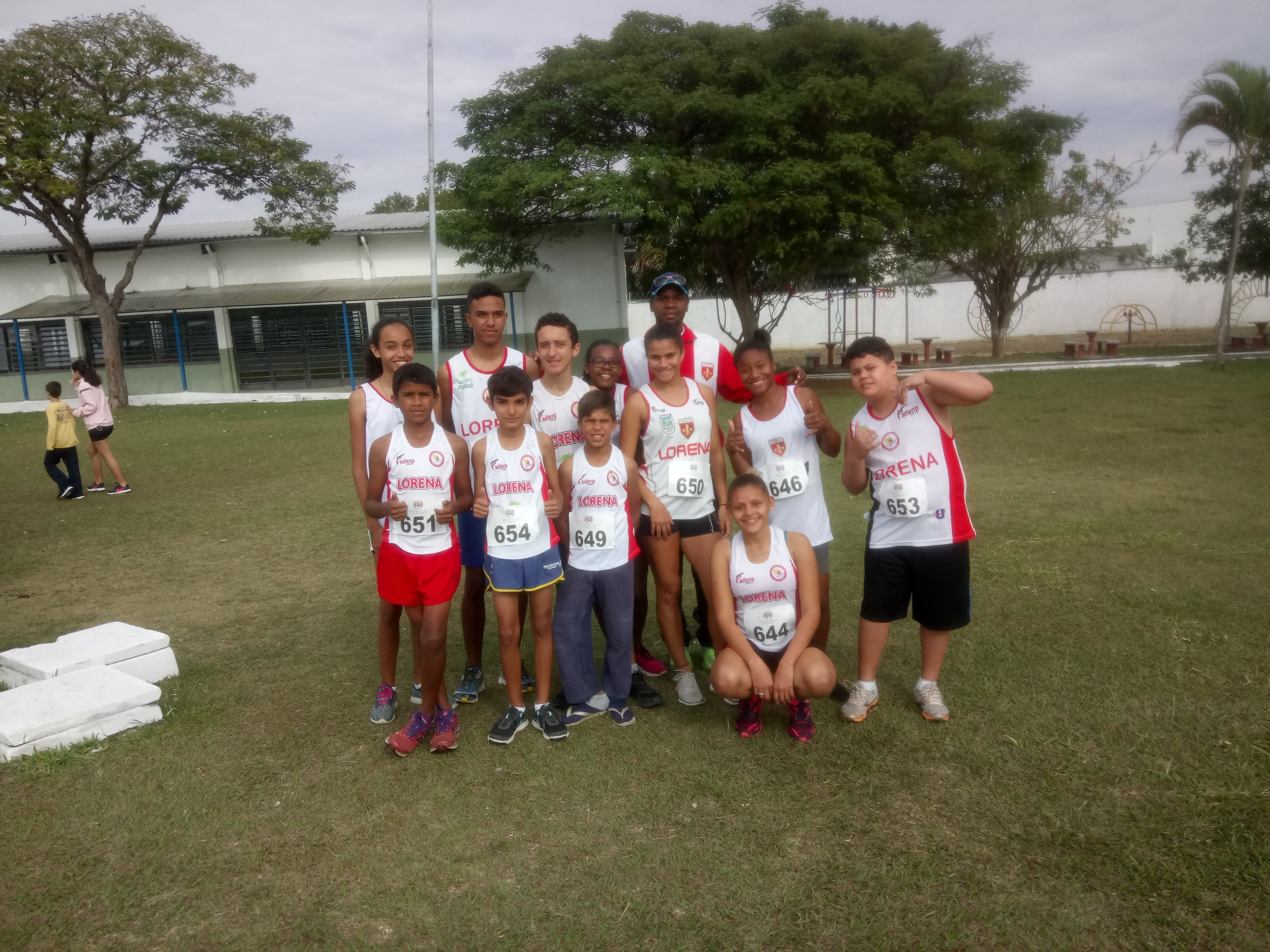 atletismo FPA EQUIPE