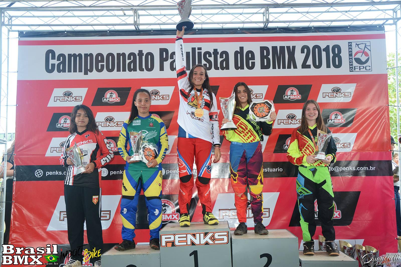Larissa - podium campeonato