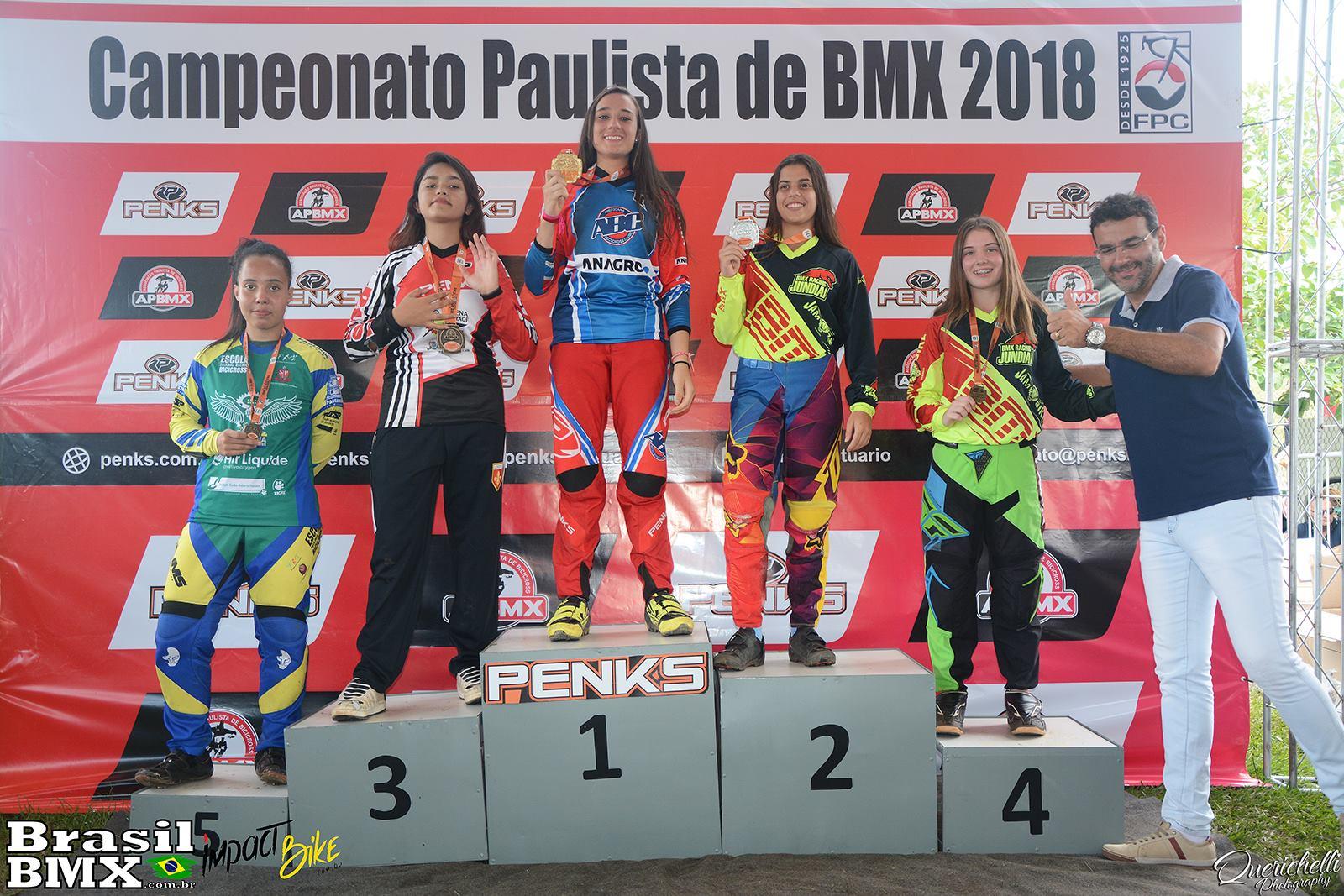 Larissa - podium etapa