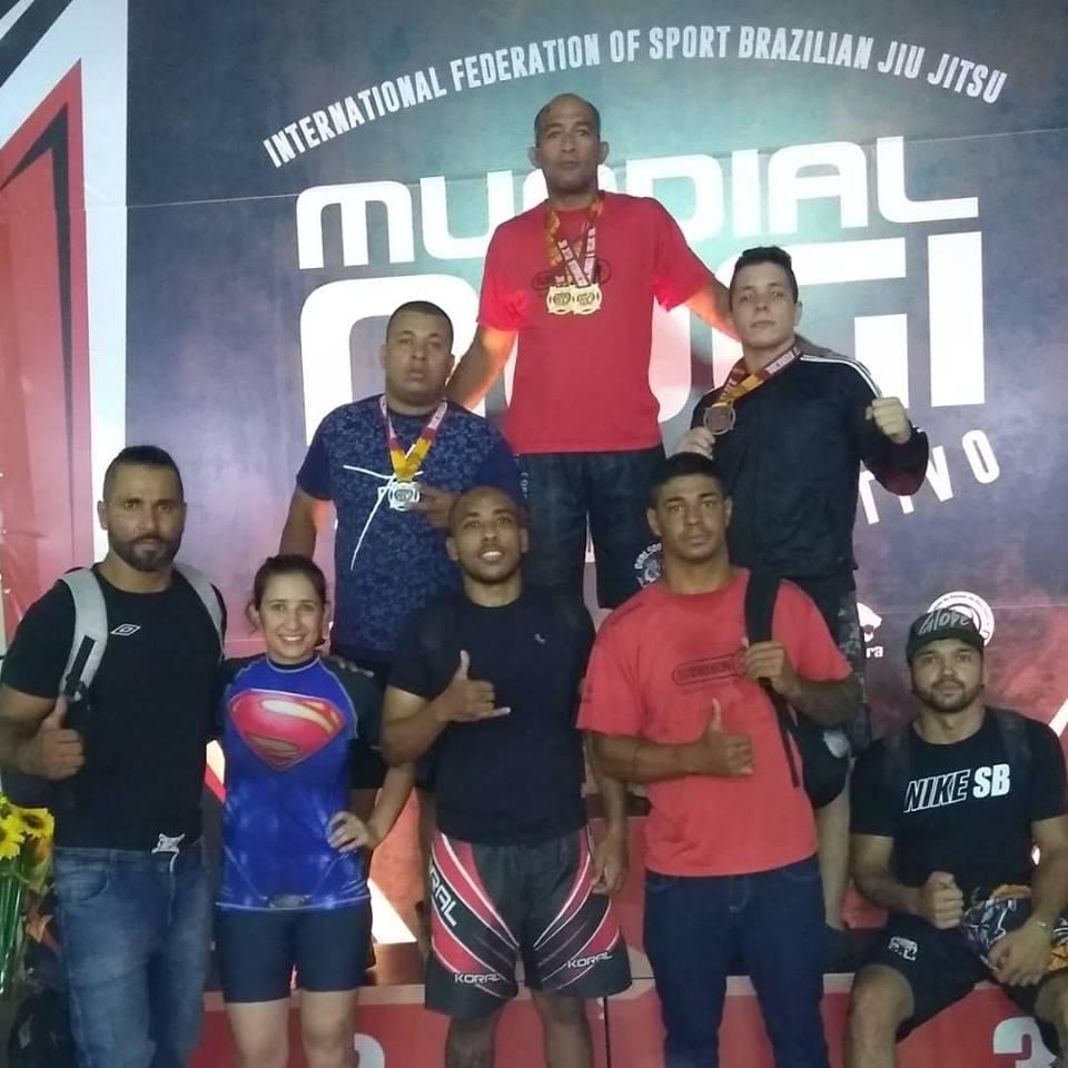 Competição Jiu-Jitsu 1