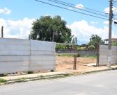 Começa construção de nova praça no bairro São Roque, em Lorena