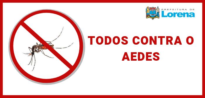 TODOS CONTRA O AEDES