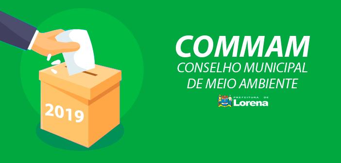 COMMAM terá eleição de novos representantes. Edital está disponível no site da Prefeitura