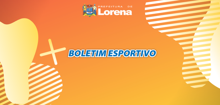 BOLETIM ESPORTIVO 06-09