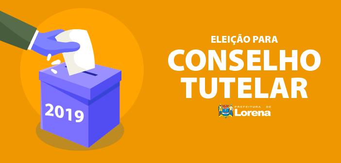 ELEIÇÃO 2019 CONSELHO TUTELAR