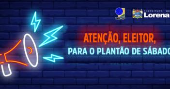 PLANTÃO BIOMETRIA ECO VALLE SHOPPING 21-09-2019