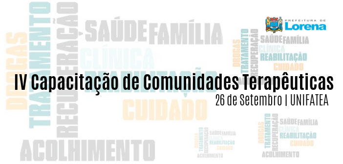 IV Capacitação de Comunidades Terapêuticas (2)