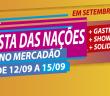 FESTA DAS NAÇÕES 2019
