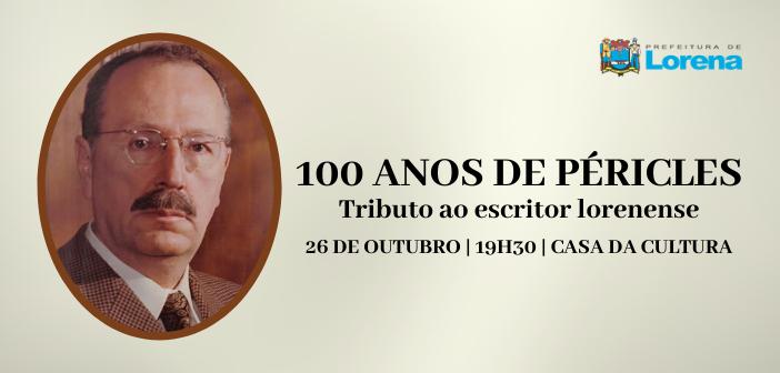 100 ANOS DE PÉRICLES