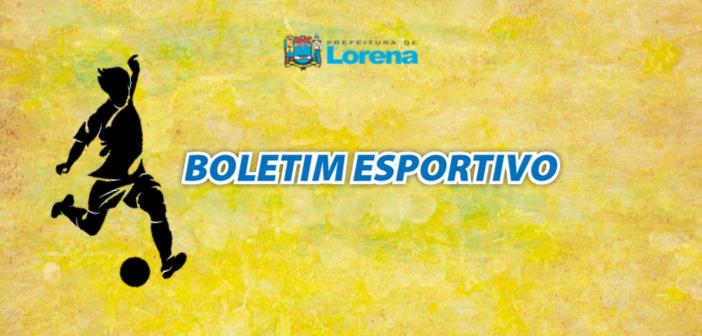Futsal e BMX são os destaques da última rodada do esporte lorenense. Confira