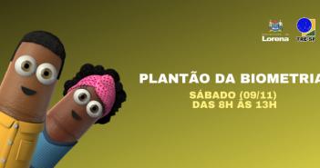 PLANTÃO DA BIOMETRIA