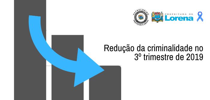 Redução na criminalidade 2º trimestre 2019 (2)