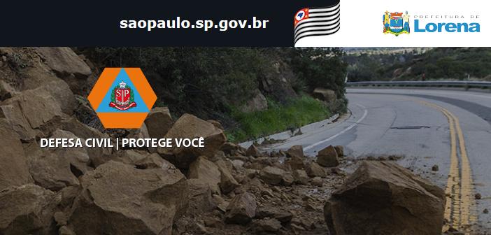SPAlerta: Saiba o que fazer antes, durante e depois de um desastre natural
