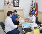 Prefeito assina Ordem de Serviço para início das obras do Centro de Eventos Municipal