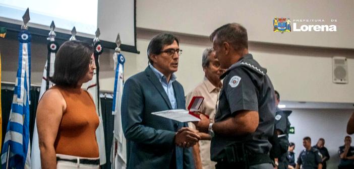 Prefeito Fábio Marcondes recebe título de Amigo do CPI-1 em evento realizado pela Polícia Militar