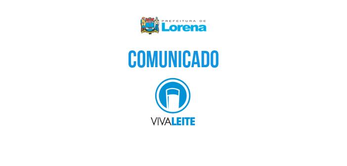 Programa Viva Leite tem ajuste nas datas de distribuição a partir de abril
