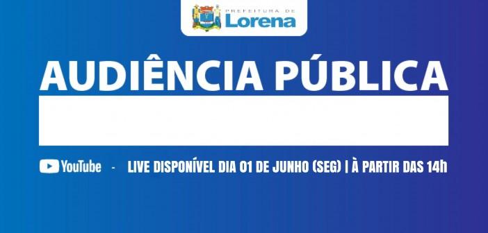 Secretaria Municipal de Saúde realiza audiência pública com evento online