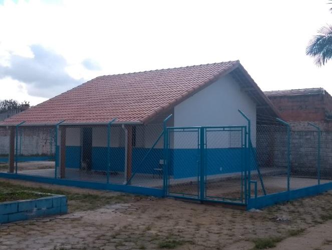 01. Prefeitura de Lorena realiza nova construção na escola CMEI CAIC São Roque (1)
