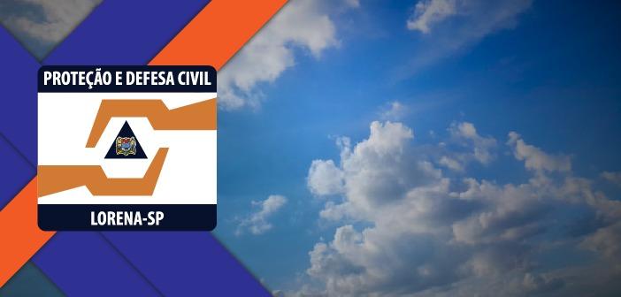 Defesa Civil - Umidade Relativa do Ar URA