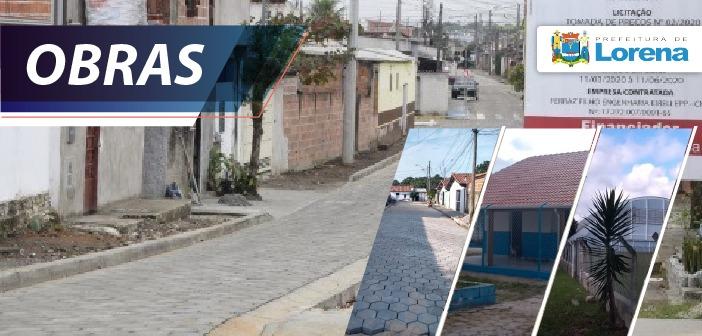 03. Bairro Parque das Rodovias recebe pavimentação na Rua José Miguel  (1)
